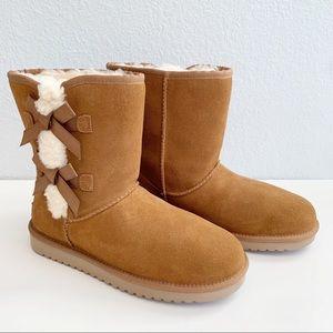 UGG Koolaburra Victoria Short Boots, New, Size 9